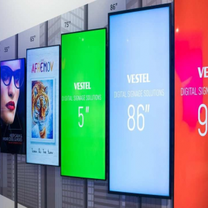 Digital signage and Outdoor display